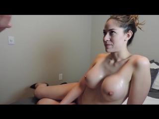 Знойная тёлка [home porno, домашнее порно, русское минет, секс, трахает, стонет,анал
