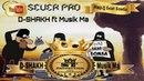 SeVeR Pro Musik Ma x D-SHAKH - Rap.tj Бкап Бомба 2017