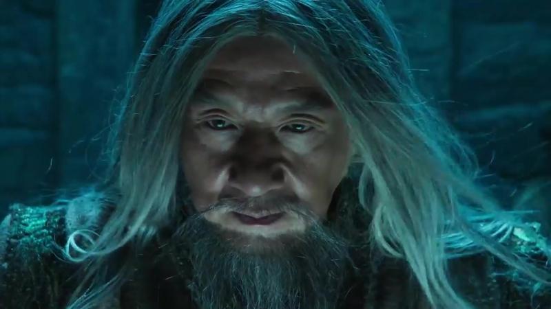 Тайна Печати дракона Путешествие в Китай Русский тизер трейлер 2018