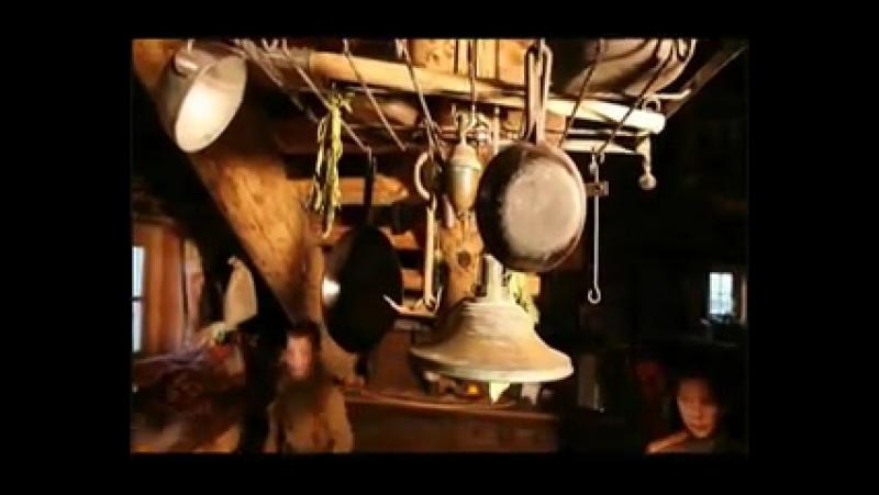 сыновья Германа Стерлингова сами пекут хлеб на закваске