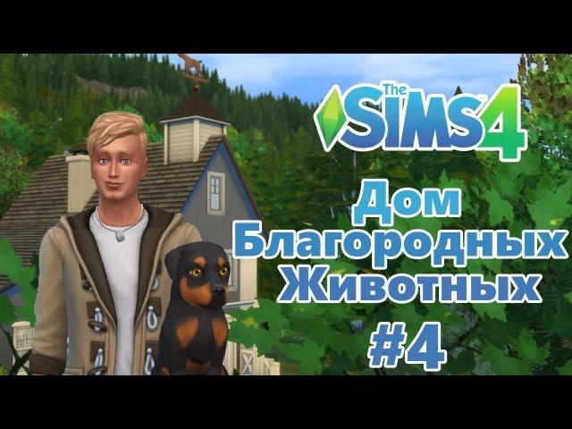 The Sims 4 Дом благородных животных 4