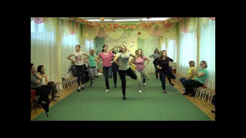 Танцевальная мозаика. Танцы для дошкольников к весенним праздникам