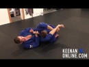Over hook armbar