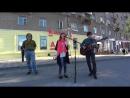 Анна Ширяева, Олег Кузнецов, Тимур ханов и другие на улице Ленина 03.09.2017.
