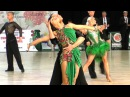 Воронин Михаил - Павлова Анастасия Румба WDSF International Open Latin - Вальс Победы 2017