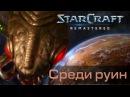11 СРЕДИ РУИН Starcraft Remastered Кампания Зергов Сверхразум прохождение