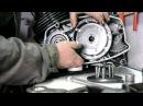 Разборка двигателя ЯВА 634 с заклинившим коленвалом и диагностика запчастей