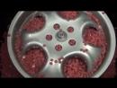 Виброполировка автомобильных дисков