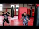 Сэндбэг-батл! Андрей Басынин VS Анвар Абдуллаев — битва на мешках физподготовка бойцов