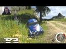 Bulkin ЖЕСТКИЕ АВАРИИ НА РАЛЛИ! BEAM NG DRIVE Full HD 1080p