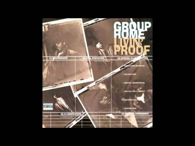 Group Home Up against the wall Getaway car mix Instrumental hq