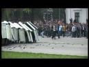 Republica Moldova, Chisinau - capcana din 7 aprilie 2009