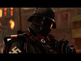 Wolfenstein 2 The New Colossus Official Gameplay Trailer
