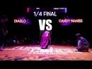 DIABLO vs CANDYMAN 1/4 Final - Last Eight Fusion Concept 2017