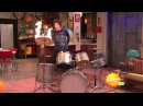 ICarly - Spencer on Drums HD