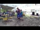Сделали праздник в Детском Доме / Силач Геркулес / Байкеры