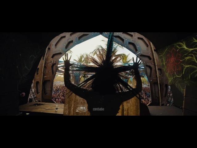 Universo Paralello Festival 2017 2018 Merkaba By Up Audiovisual FULL SET