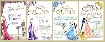 Quinn  Julia -  Smythe-Smith Quartet 1  - Just Like Heaven (2011  Avon  97