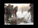 Зимняя рыбалка в Тайге. Рыбалка на Таежных реках. Рыбалка в Сибири. Winter fishi