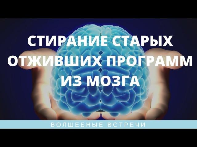 Лилия Карипанова Энергетический сеанс Стирание Старых Отживших Программ из Мозга
