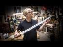 Adam Savages One Day Builds Excalibur Sword!