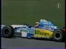 Формула 1 - Гран-при Испании 1995 обзор гонки - Большие гонки 1995