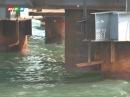 В море на Тамани упал автобус, погибли люди