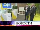 Владимир Путин посетил московский офис компании «Яндекс».