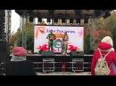Ягода - Сибирский дуэт. Экстремальное выступление с гармошкой, на празднике наукограда Кольцово!