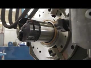 Станок с ЧПУ для глубокого сверления металла