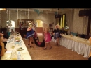 Канкан на юбилее двойняшек 02.09.2017
