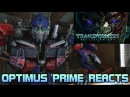 Optimus Prime Reacts to Transformers The Last Knight Trailer SFM