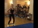 Кто занимается фитнес резинками Esonstyle Вера Брежнева