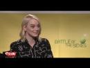 Интервью Промо тур фильма Битва полов 16 сентября 2017