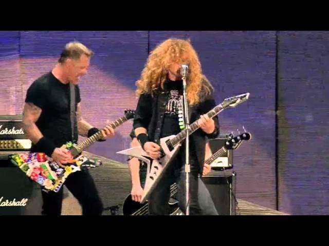 Metallica - Am I Evil? Live at the Big 4!