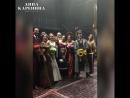 Мюзикл Анна Каренина После первого спектакля в новом сезоне