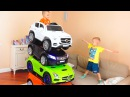 Bad Kids Magic Little Driver on Power Wheels Cars Transform Colored Cars, Family Fun Toys for kids