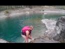 горный алтай купание в голубых озерах