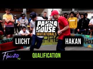 Kristoffer Liicht v Hakan Explosion   Pannahouse Invitationals 2017 - Qualification