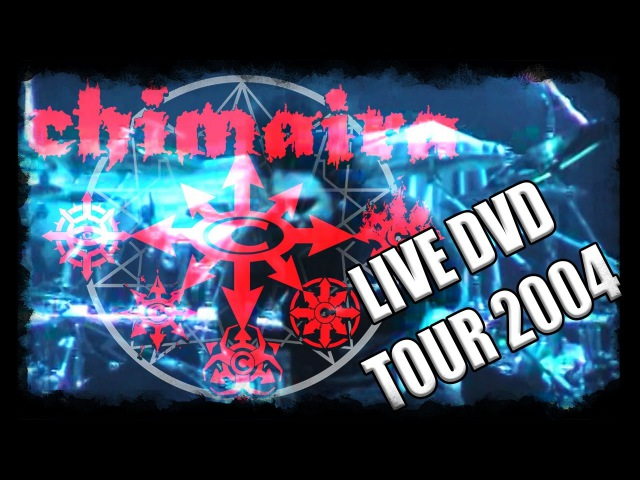Chimaira - Live DVD - Tour 2004 - Kevin Talley - Dani Zed
