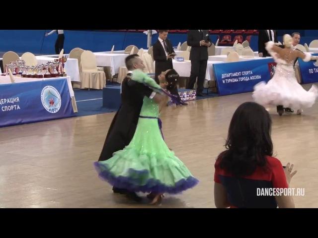Марков Александр - Маркова Галина, Final Viennese Waltz