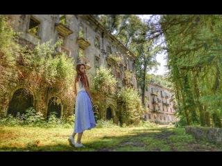 Прогулка по заброшенному городу призраку - Акармара