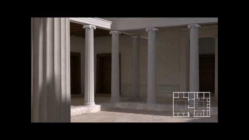 House of Dionysos in Pella Paris Louvre