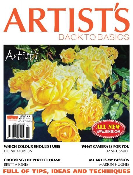Artists Back to Basics Volume 8 Issue 1 2017