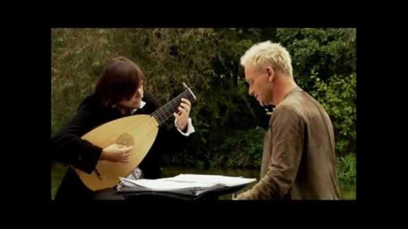 Sting - Clear Or Cloudy(комп.Джон Доуленд Эдин Карамазов - лютня (2006)