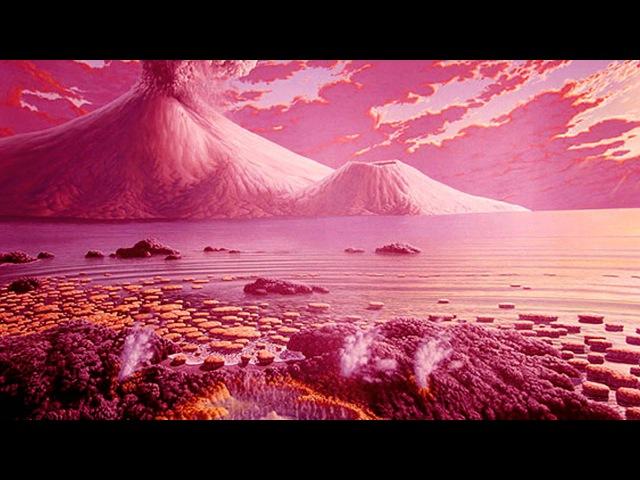 Развитие жизни на Земле The Evolution of Life Архей 4 2 5 млрд л н
