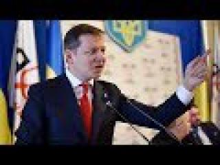 Радикал Ляшко пообещал встретить Саакашвили на границе десятого сентября с вил ...