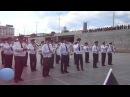 Военный Духовой оркестр Штаба Восточного регионального Командования Внутренни...