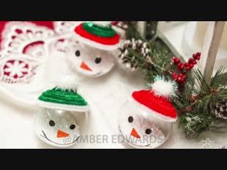 Diy christmas decor! easy fast diy christmas winter ideas for teenagers #9