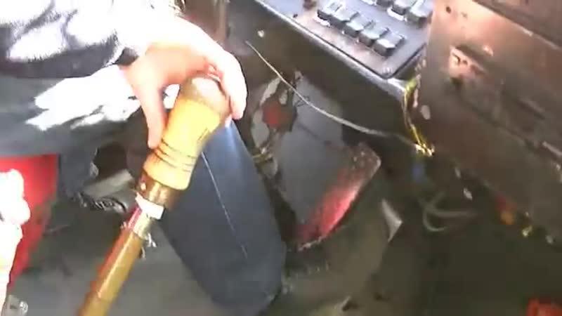 Jelcz M11 zmiana biegów bez sprzęgła
